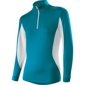 Löffler Damen Thermosoft-Struktur Zip-Shirt