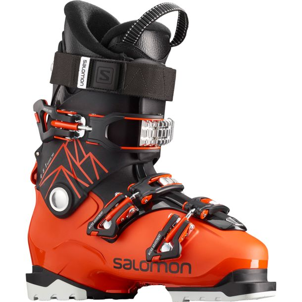 Kids QST Access 70 T Ski Boot orange black 2626.5