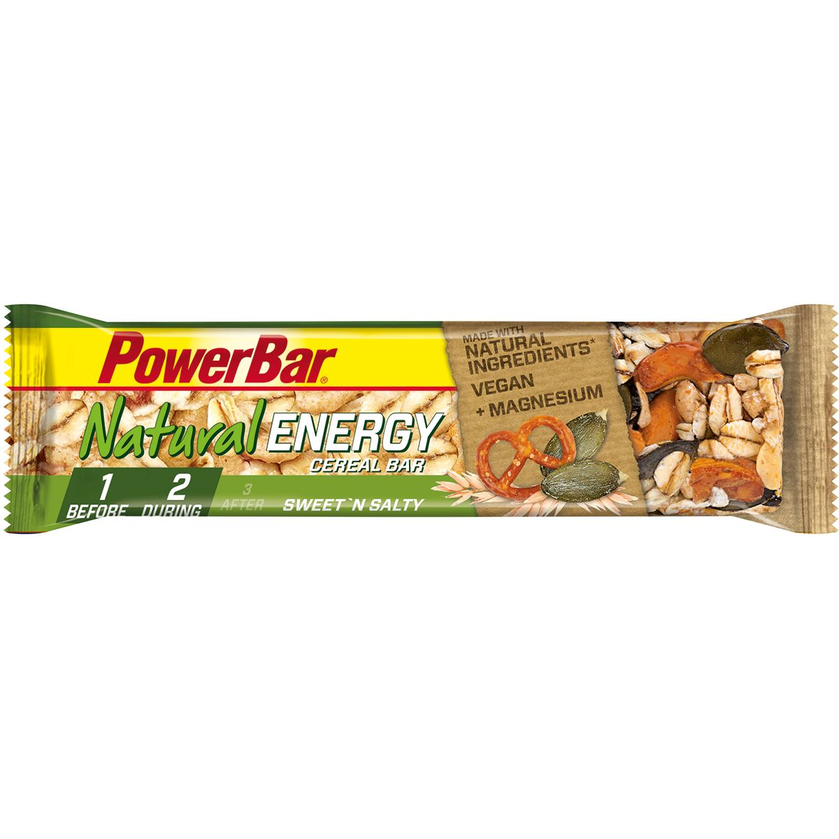 Image of PowerBar Natural Energy Cereal Riegel