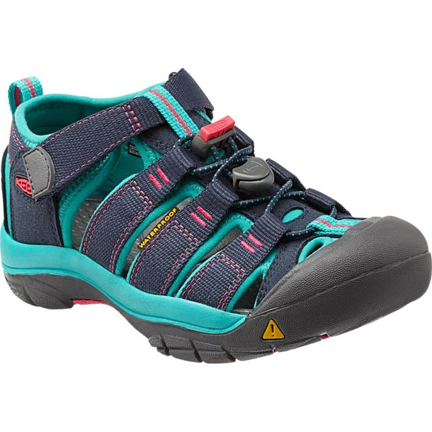 reputable site 179d9 adc6b Kids Newport H2 Sandal midnight navy
