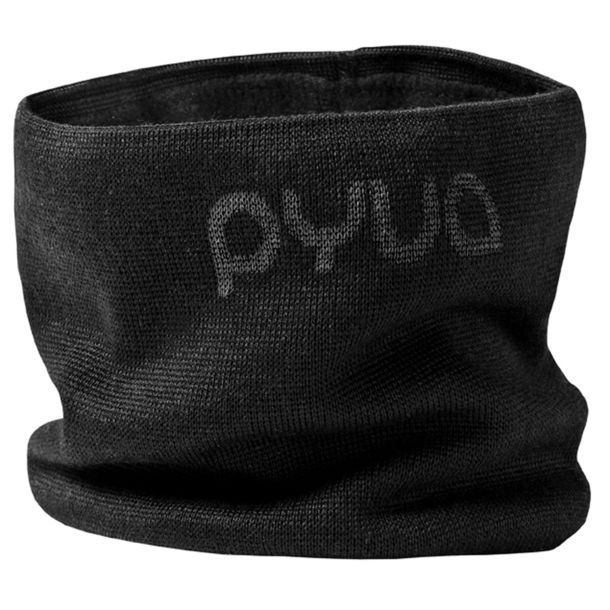 Pyua Done Loop Scarf black