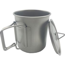 EOE - Eifel Outdoor Equipment Olivin 400 Tasse