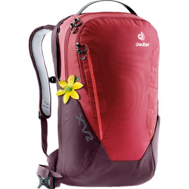 deuter damen xv 2 sl rucksack cranberry aubergine kaufen. Black Bedroom Furniture Sets. Home Design Ideas