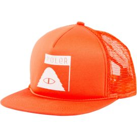 Poler Outdoor Stuff Summit Mesh Trucker Cap