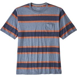 Patagonia Herren Squeaky Clean Pocket T-Shirt