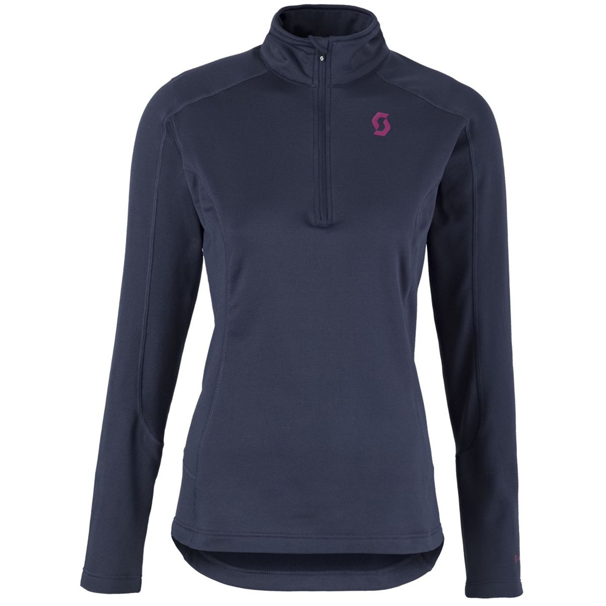 Scott Damen Light Defined Pullover (Größe XS, Blau) | Longsleeves Funktion > Damen