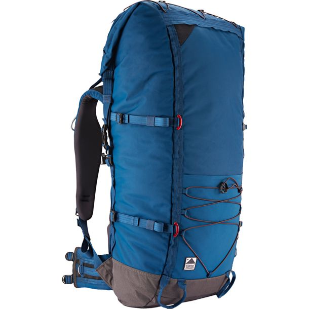 Klättermusen Grip 60L Rucksack dark blueberry