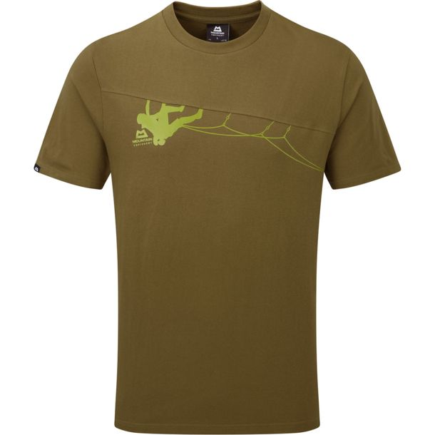 Mountain Equipment Heren Roof Crack Tee