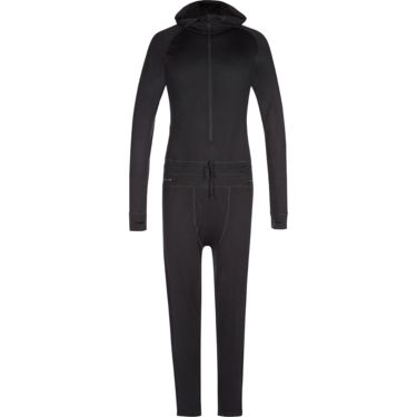Pally'Hi Men's Boilersuit Overall true black S