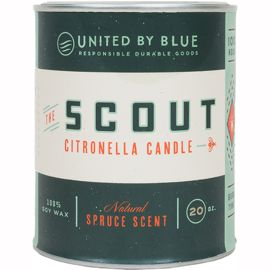 United by Blue Citronella Kerze