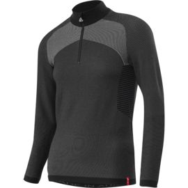 Löffler Damen Transtex® Hybrid Zip-Shirt