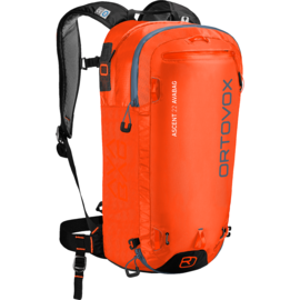 Ortovox Ascent 22 Avabag Avalanche Airbag Backpack