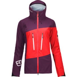 Ortovox Damen Guardian Shell Jacke