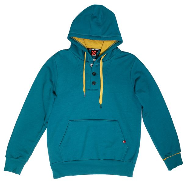 Five Ten Magnum Hoodie harbour blue harbour blue XS