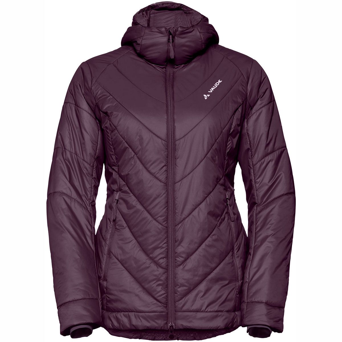 Vaude Damen Back Bowl SYN Jacke (Größe S, Lila) | Isolationsjacken > Damen