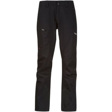 Bergans Women's Breheimen 3-Layer W's Trousers black XS