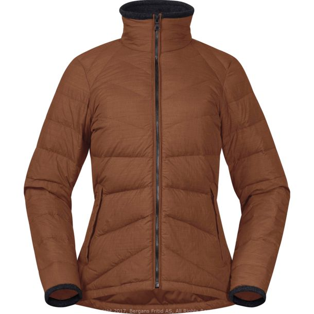 dark Damen Light L Down copper Oslo mel Jacke 7bgfy6