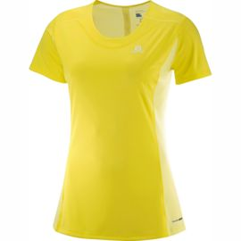 Salomon Damen Agile Heather T-Shirt