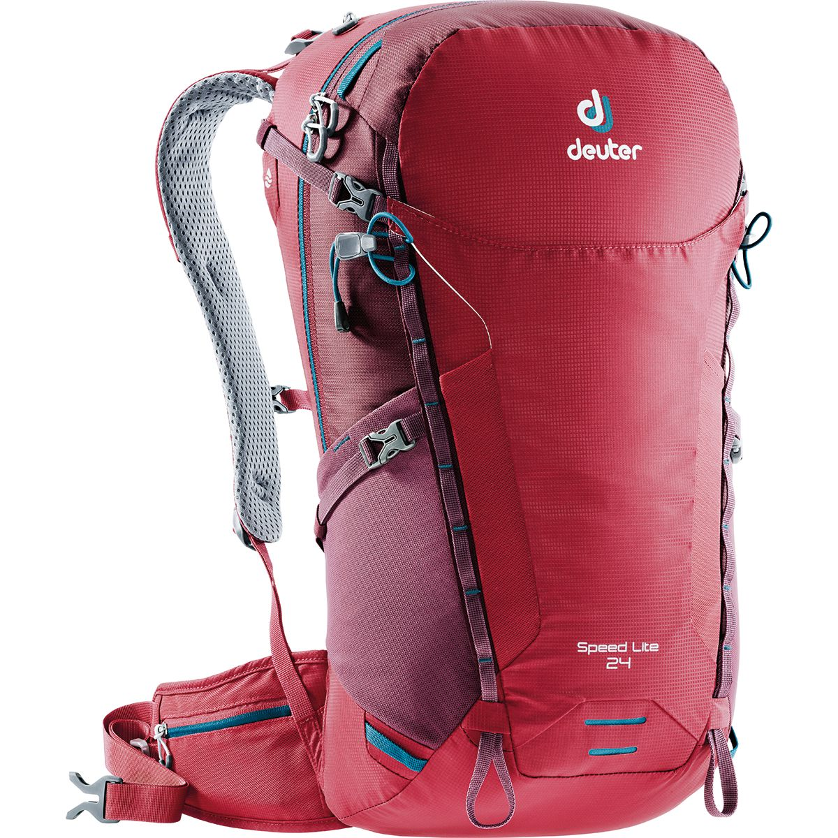 Image of Deuter Speed Lite 24 Rucksack (Rot)