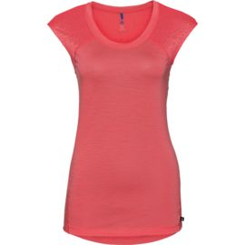 Odlo Damen Natural Ceramiwool Light T-Shirt