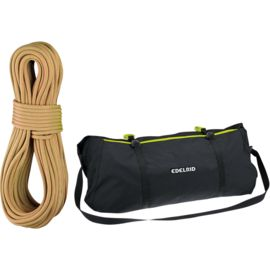 Edelrid Boa 9.8 Climbing Rope With Rope Bag
