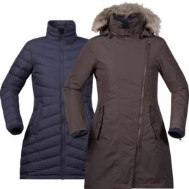 Bergans Women's Sagene 3in1 W's Coat