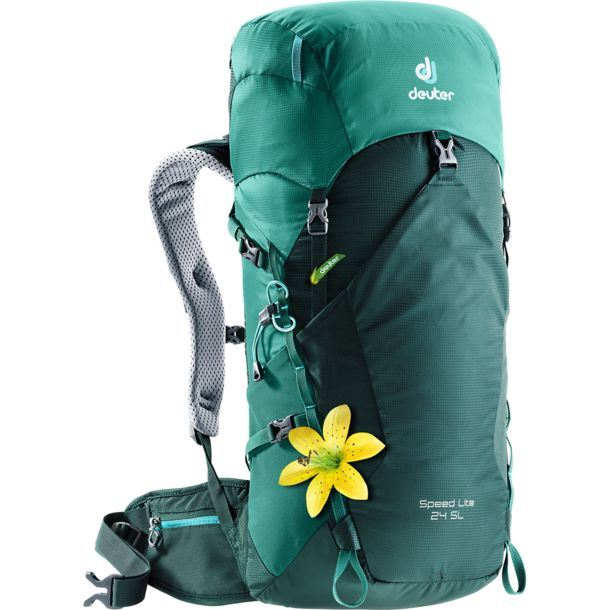 brand new reliable quality on feet at Women's Speed Lite 24 SL Backpack forest/alpinegreen