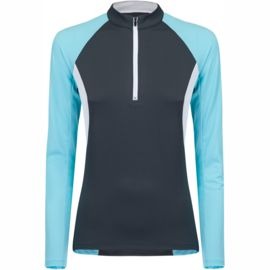 Montura Damen Outdoor Perform Zip Longsleeve