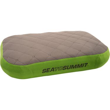 Sea To Summit Aeros Premium Pillow Deluxe Green Buy Online