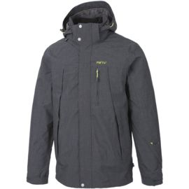 Meru Herren Vättern Waterproof 3 in 1 Jacke