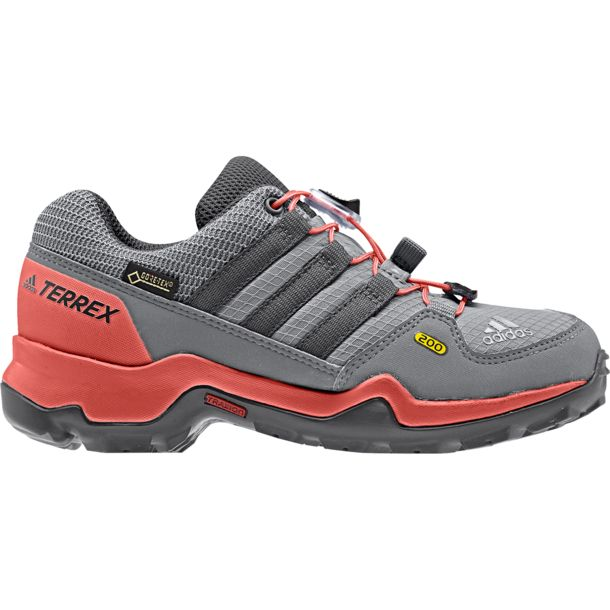 most popular fast delivery new arrive Kinder Terrex GTX Schuhe grey three UK 3