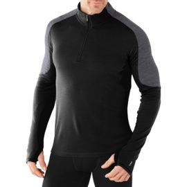 Smartwool Herren PhD Light 1/4 Zip-Shirt