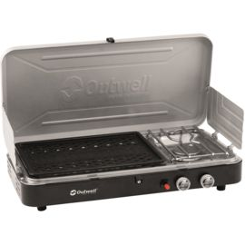 Outwell Chef Cooker 2-Burner Stove