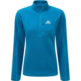 Mountain Equipment Damen Micro Zip Tee