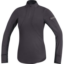 Gore Running Wear Damen Air Zip Shirt long