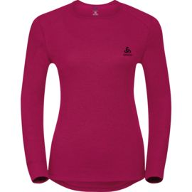 Odlo Damen Warm Crew Neck Longsleeve 2 Pack