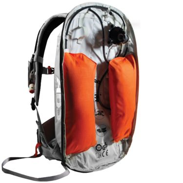 ABS Vario Base Unit Silver Edition ABS Rucksack S