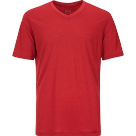 Super.Natural Herren Base 140 V-Neck T-Shirt