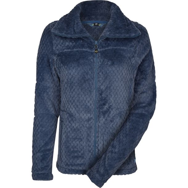 Damen Kaluga High Collar Jacke navy 38