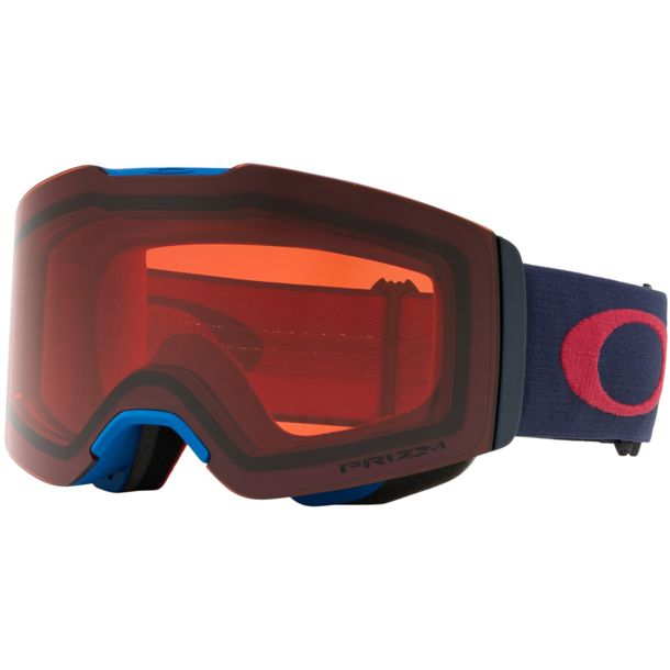 Oakley Fall Line Prizm Snow Rose Skibrille blue fathom/prizm rose
