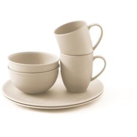 Outwell Bamboo Dinner Set 2 Personen