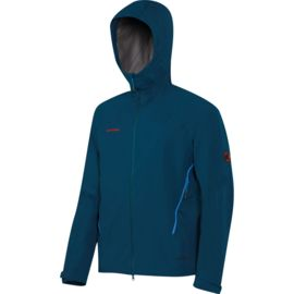 Mammut Herren Ultimate Alpine SO Hoody Jacke