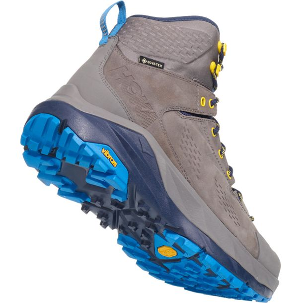 Herren Kaha GTX Schuhe charcoal grey blue US 8.5