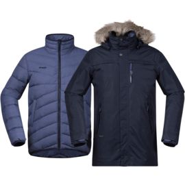 Bergans Men's Sagene 3in1 Jacket