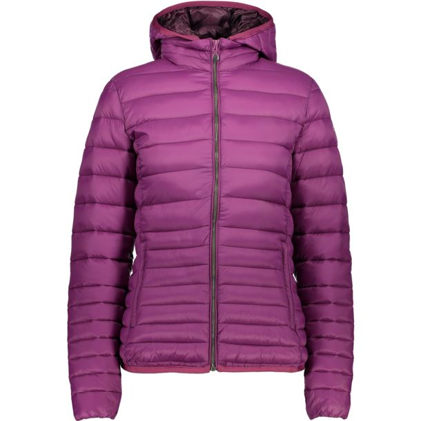cmp damen 20d hoody jacke purple 34 kaufen im bergzeit shop. Black Bedroom Furniture Sets. Home Design Ideas