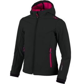 CMP Kinder Fix Hoody Softshell Girls Jacke