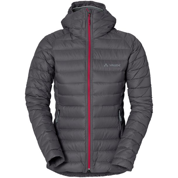 Vaude Damen Kabru Hooded II Jacke iron 34