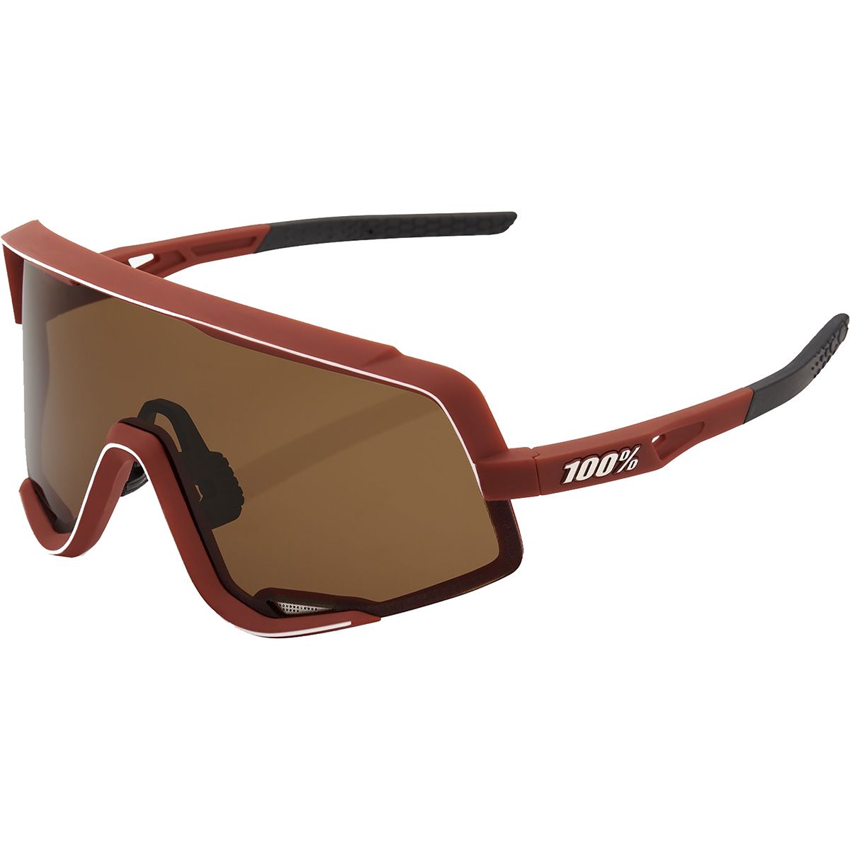 Image of 100% Glendale Sportbrille (Rot)