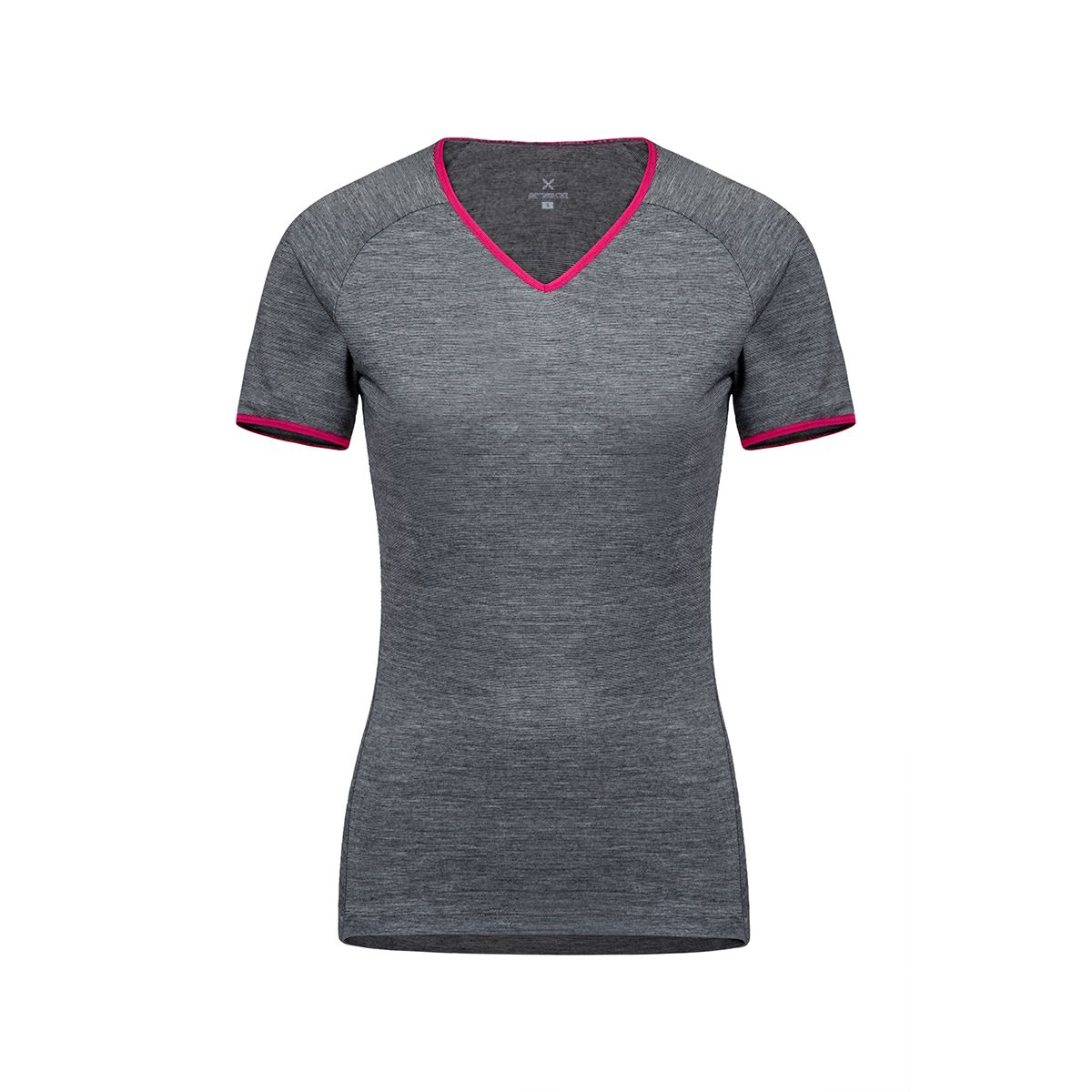 Montura Damen Run Wool T-Shirt (Größe XL, Schwarz) | T-Shirts Merino > Damen