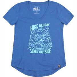 United by Blue Damen Hike All Day T-Shirt